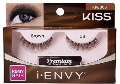 ba06d886e20 Brown Lash Collection 08 | i•ENVY by Kiss