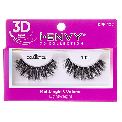 KISS i-ENVY 3D Collection 102 (KPEI102)