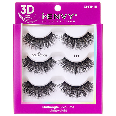 KISS i-ENVY 3D Collection 111 - Multi-pack